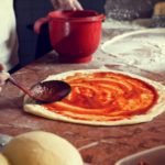 przepis na pizze z drożdżami instant